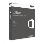 Microsoft Office Home & Student 2016 for Mac (FPP) GZA-00980