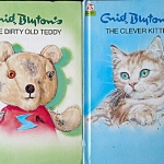 The Dirty Old Teddy + The Clever Kitten