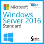 WinSvrSTDCore 2016 SNGL OLP (9EM-00124)