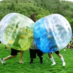 จำหน่าย Bubble Ball Game Size 1.50 M (Human Bubble ball)