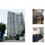 งานติดตั้งวอลเปเปอร์ให้ลูกค้า @Aspire Rama9 Condominium