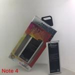 แบตเตอร์รี่ งานบริษัท ( มี มอก ไส้เต็ม ) Samsung Galaxy Note 4
