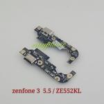 สายแพรตูดชาร์ท Zenfone 3 5.5 // ZE552KL