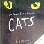 Old Possum's Book of Practical Cats: with illustrations by Rebecca Ashdown