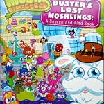 Moshi Monsters A Search-and-Find Book