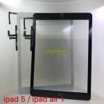 ทัสกรีน I Pad 5 / I Pad air 1 // มีสี ขาว,ดำ