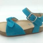 รองเท้าเพื่อสุขภาพเด็กหญิง รุ่น C0544 BLUE
