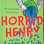 202 Horrid Henry and the Secret Club