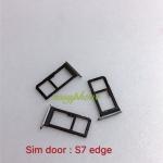 ถาดใส่ซิม Samsung Galaxy S7 edge // G935F