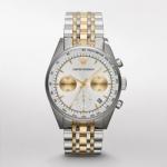 นาฬิกาข้อมือ Armani Quartz Silver Dial รุ่นAR6116