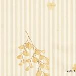 วอลเปเปอร์ลายดอกไม้สีทอง