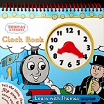 Clock Book Learn with Thomas