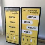 รับสมัครตัวแทนขายป้าย LED Walking Billboard กำไรดีไม่ต้องลงทุน