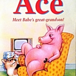 Ace Meet Babe's great-grandson!