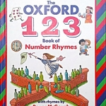 1 2 3 Book of Number Rhymes
