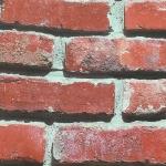 วอลเปเปอร์ลายอิฐแดง 3 มิติ (หน้ากว้าง 1 เมตร)