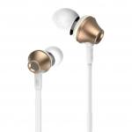 หูฟัง Small Talk Remax แท้ RM-610D สีทอง ราคา 450 บาท