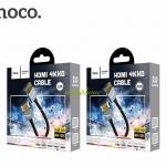 Hoco HDMI 4K Cable 1.5m