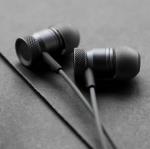 หูฟัง Rock Mula Stereo Earphone สีดำ ราคา 450 บาท ปกติ 850 บาท