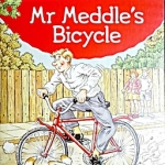 Mr Meddle's Bicycle (Enid Blyton: Star Reads Series 1)