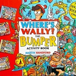 Where's Wally? The Bumper Activity Book