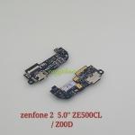 """สายแพรตูดชาร์ท Zenfone 2 5.0 """"ZE500CL // Z00D"""