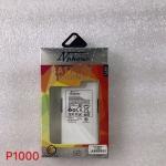 แบตเตอร์รี่ งานบริษัท ( มี มอก ไส้เต็ม ) Samsung P1000 // Galaxy Tab