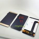 LCD ZTE T2 มีสีดำ//สีทอง