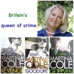 แนะนำนักเขียน Martina Cole