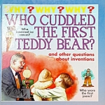 Who Cuddled the First Teddy Bear?
