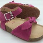 รองเท้าเพื่อสุขภาพเด็กหญิง รุ่น C0544 FUXIA