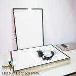 LED Slim Light Box บางเฉียบเท่า i phone 6