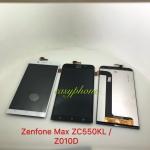 LCD Zenfone Max / Z010D / ZC550KL จอชุด มีสี ขาว,ดำ