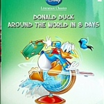 Donald Duck Around the World in 8 Days