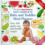 Annabel Karmel's New Complete Baby and Toddle Meal Planner