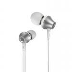 หูฟัง Small Talk Remax แท้ RM-610D สีเงิน ราคา 450 บาท