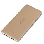 Power bank แบตสำรอง Eloop E13 สีทอง ของแท้ ปกติราคา 1,250 ลดเหลือ 629 บาท