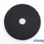 แผ่นขัดล้างพื้น สีดำ ยี่ห้อ 3M รุ่น Floor Stripper 7200