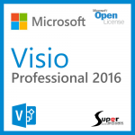 VisioPro 2016 SNGL OLP NL (D87-07284)