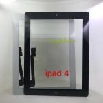 ทัสกรีน I Pad 4 // มีสี ดำ,ขาว