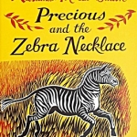 Precious & the Zebra Necklace