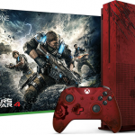 Xbox One S Gears of War 4 Limited Edition : EU