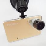 กล้องติดรถยนต์ Car Camera DVR FHD 1080P รุ่น T161 สีทอง ลดเหลือ 1,290 บาท ปกติ 1,850 บาท