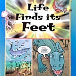 Life Finds Its Feet (Cartoon History)