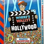 Where's Wally? In Hollywood เล่มที่ 4