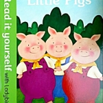 Read It Yourself Level 2: Three Little Pigs