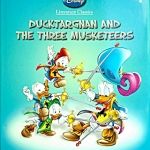 Ducktargnan and the Three Musketeers