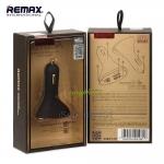 หัวชาร์จในรถ Car charger REMAX 3USB 6.3A