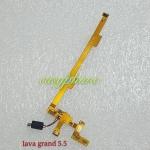 แพรไมล์ + มอเตอร์สั่น. Lava grand 5.5