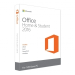 Microsoft Office Home & Student 2016 (FPP)